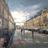 Bath paintings, The King William Bath 36 Thomas Street BA1 5NN