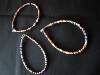 #17 Ankle bracelets