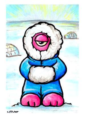 Rosie in Alaska