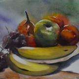 Frutti d´estate, 38cm x 28cm, 2020