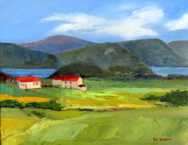 Ireland - oil - 16x20