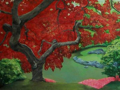 Japanese Maple SOLD