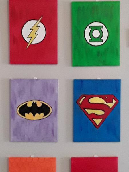 Legion of DC Superheroes