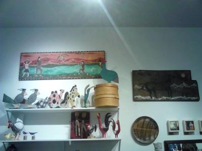 Craft Gallery Opening