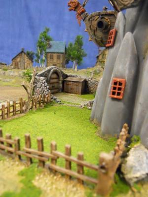 Skulls & Ships Inn (fences)