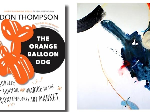 """""""Untitled 15""""in the book """"The Orange Balloon Dog"""" by Don Thompson"""