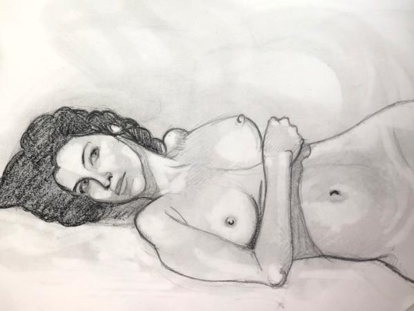 Mar, Nude