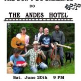 The Don't Do Darlings play at The Andes Hotel