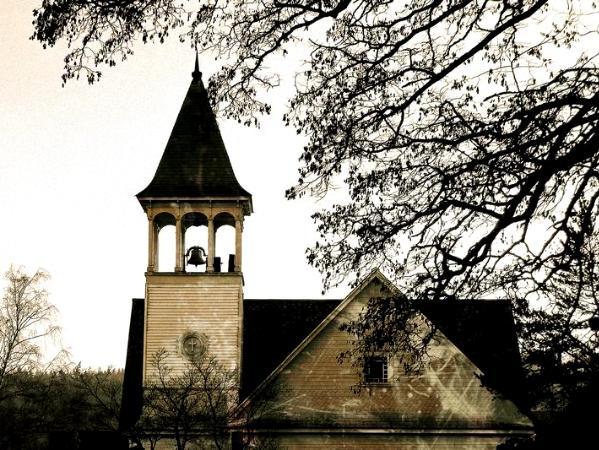 Aged Church