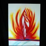 Womans Fire