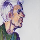 Bob, Gouache Profile