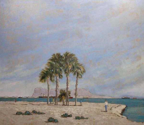 Palms at Palmones