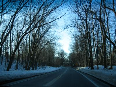 Winter in PA