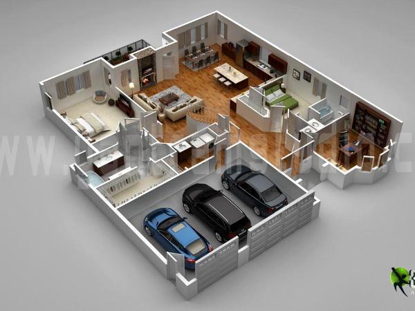 Yantram Studio – 3D Architectural Animation, Virtual Reality