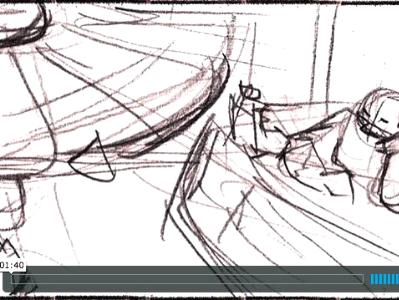 EelMan Animatic
