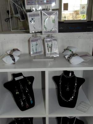 Hand crafted jewellrey made locally by Deirdre Lawlor