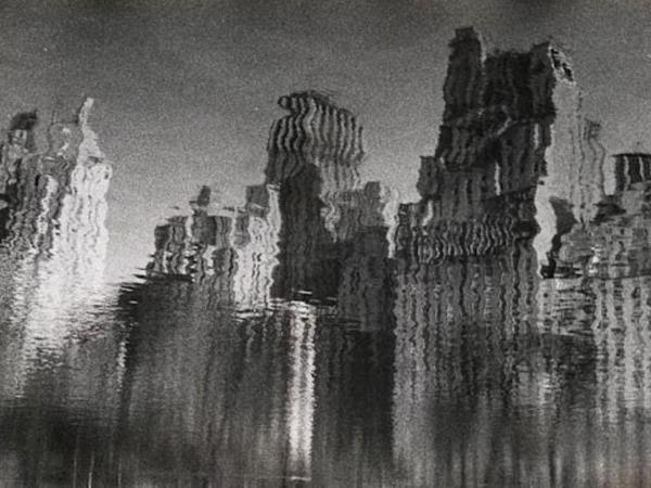 Skyline Fantasy II by Arthur Lavine