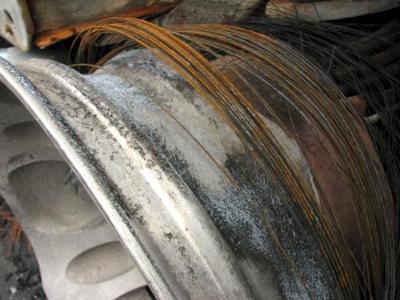 Steel-belted radials