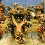 Ork Models & Terrain