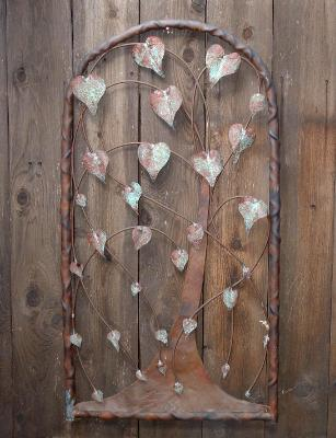 Copper gate