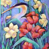 Acrylic Florals
