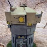 Tau Tower (detail)