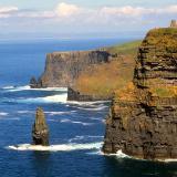 Ireland, Iceland, UK