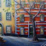 A quiet corner in Stockholm - SOLD