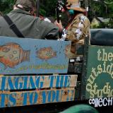 """The OSC """"Representing"""" at the annual Trout Parade"""