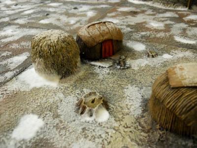 Haystack and Hut