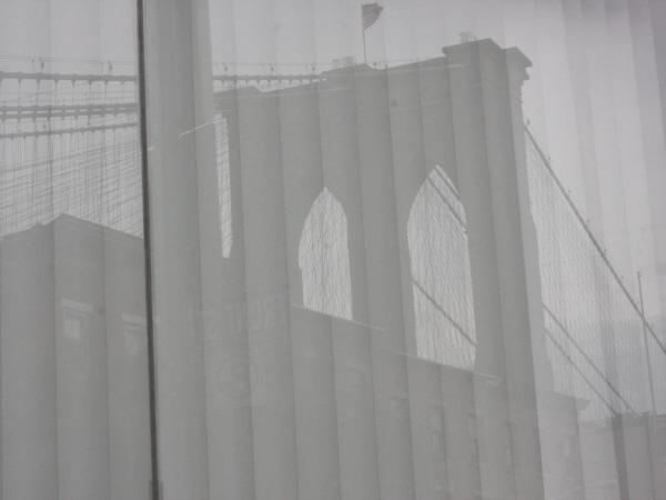 Brooklyn Bridge (White)