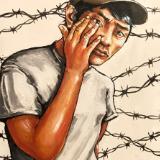 Joaquim, Refugee, Tijuana 2020