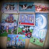 Corgi Cards set of 10 or 13
