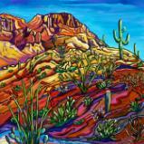 Joy in the Desert -SOLD