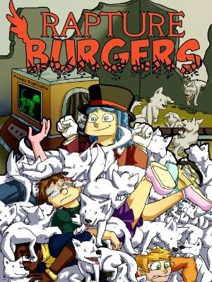 Rapture Burgers Chapter 3