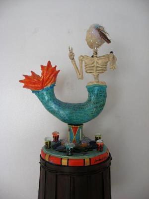 Oxymoronica Mermaid~Back