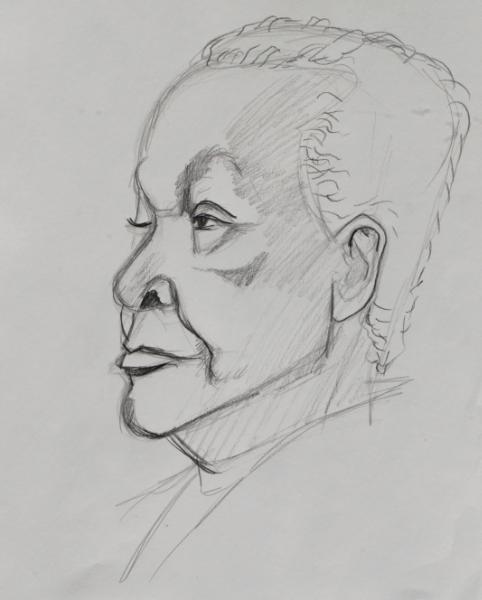 Nonna Charcoal Profile