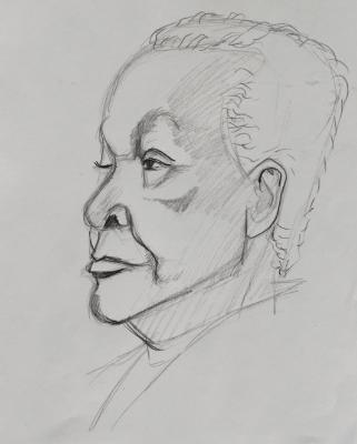 Nonna Charcoal Profile