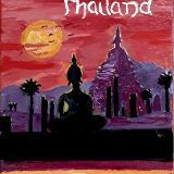Thailand Travel Poster