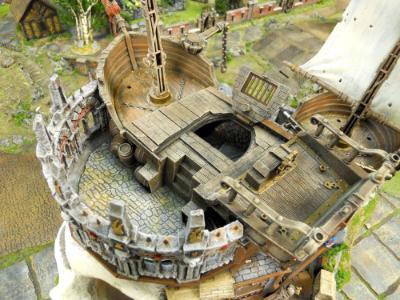 Skulls & Ships Inn (Storage and watch tower)