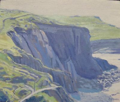 Cliffs at Blegberry
