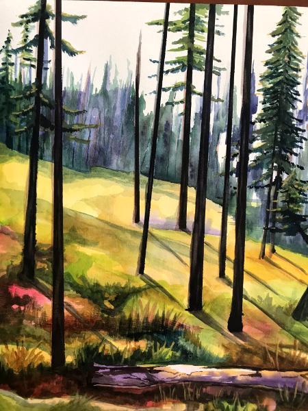 Carla Scheidlinger Watercolors