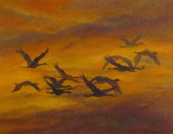 Flying High (Sandhills)