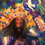 Mardi Gras Indian 1