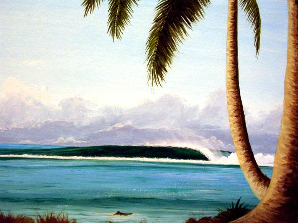 Tropical wave (sold)