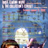 Collections and Indie Cinema Winter Shorts