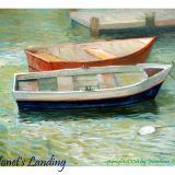 Monet's Landing