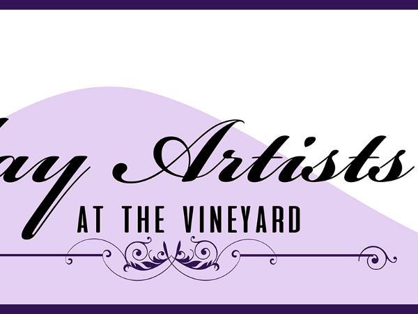 Clay Artists at the Vineyard