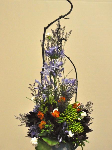 2014 NGC Flower Show Blue Ribbon - Flower Show Chairman's Award for Design