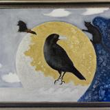 Paintings at the Brown County Art Guild